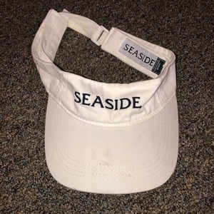 Seaside visor